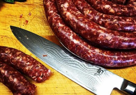 Sausages Made In House